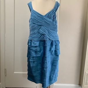 Adrianna Papell Occasions tiered cocktail dress